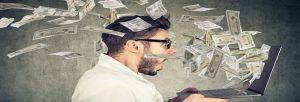 gagner de l'argent sur internet pour se sortir du gouffre